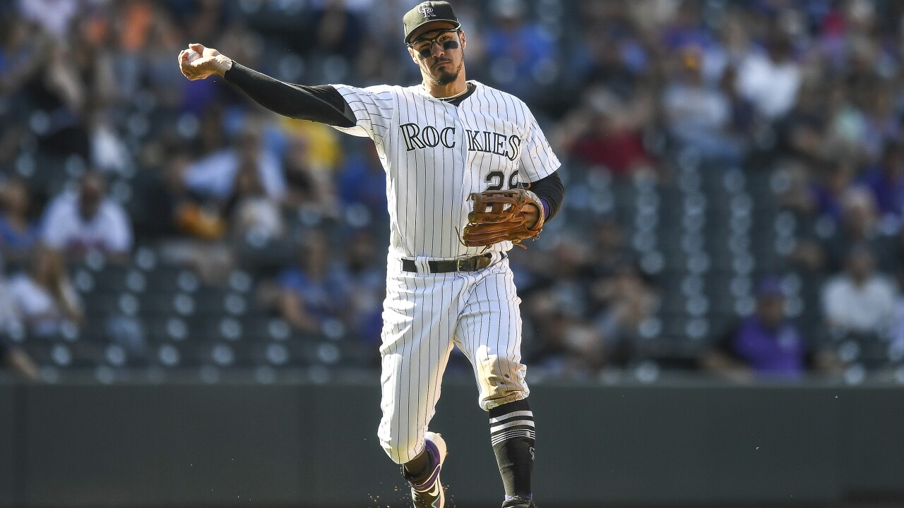 Arenado, Gordon get 7th Gold Gloves, Greinke 6th
