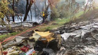 Goleta eucalyptus fire.JPG