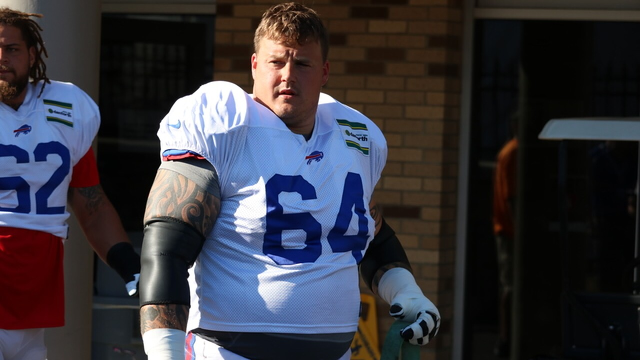 Buffalo Bills cut all ties, release Richie Incognito from reserve/retired list