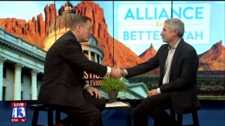 3 Questions with Bob Evans: Josh Kanter, founder of Alliance for a BetterUtah