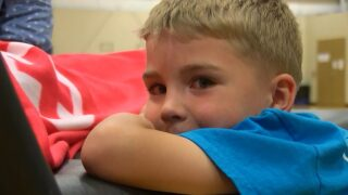 #TroyStrong blood drive brings in hundreds of donors