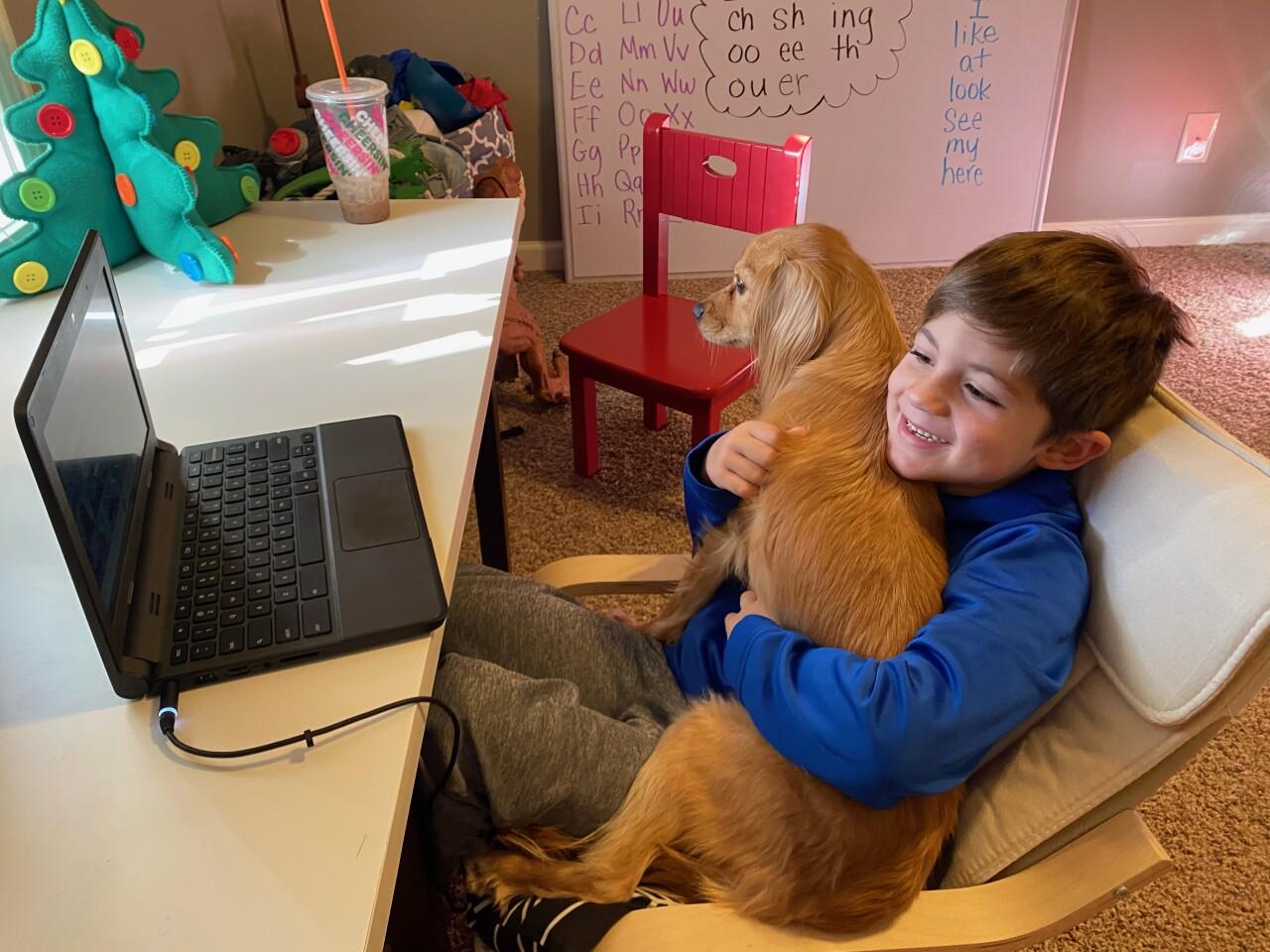 Virtual learning friend
