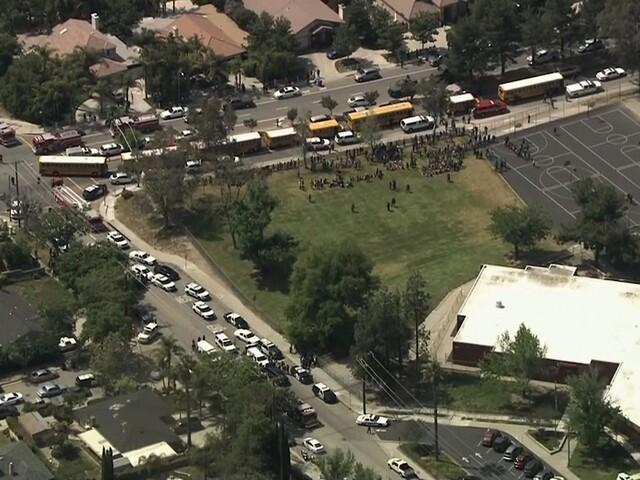 PHOTOS: Shooting at San Bernardino school
