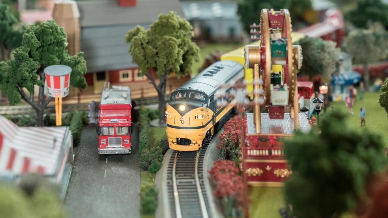 🚂Model Railroad Show chugs into Science Museum ofVirginia