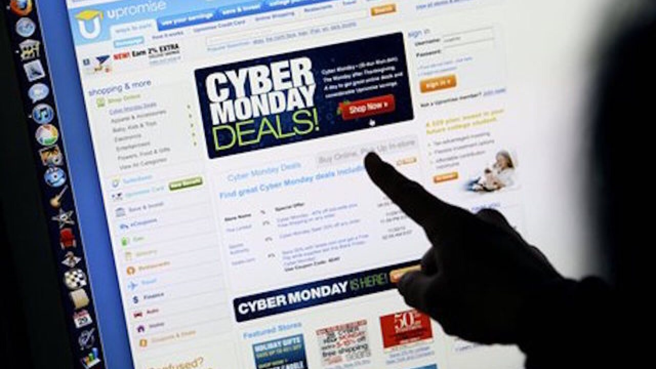 What's at stake on Cyber Monday: $7.8 billion in sales expected