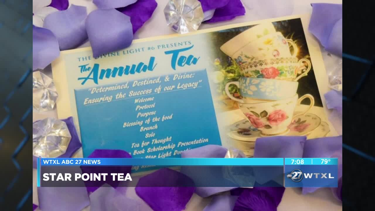 SECOND CUP: Star Tea
