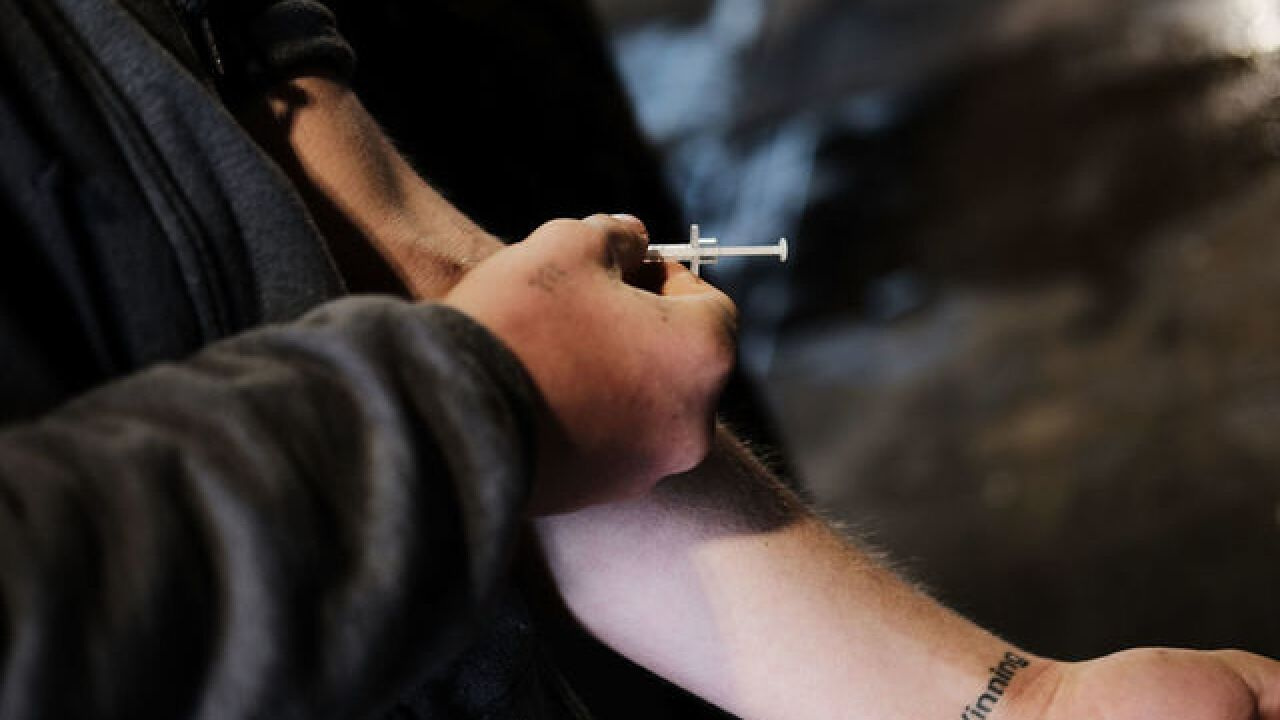 First US city to offer safe-use injection sites?