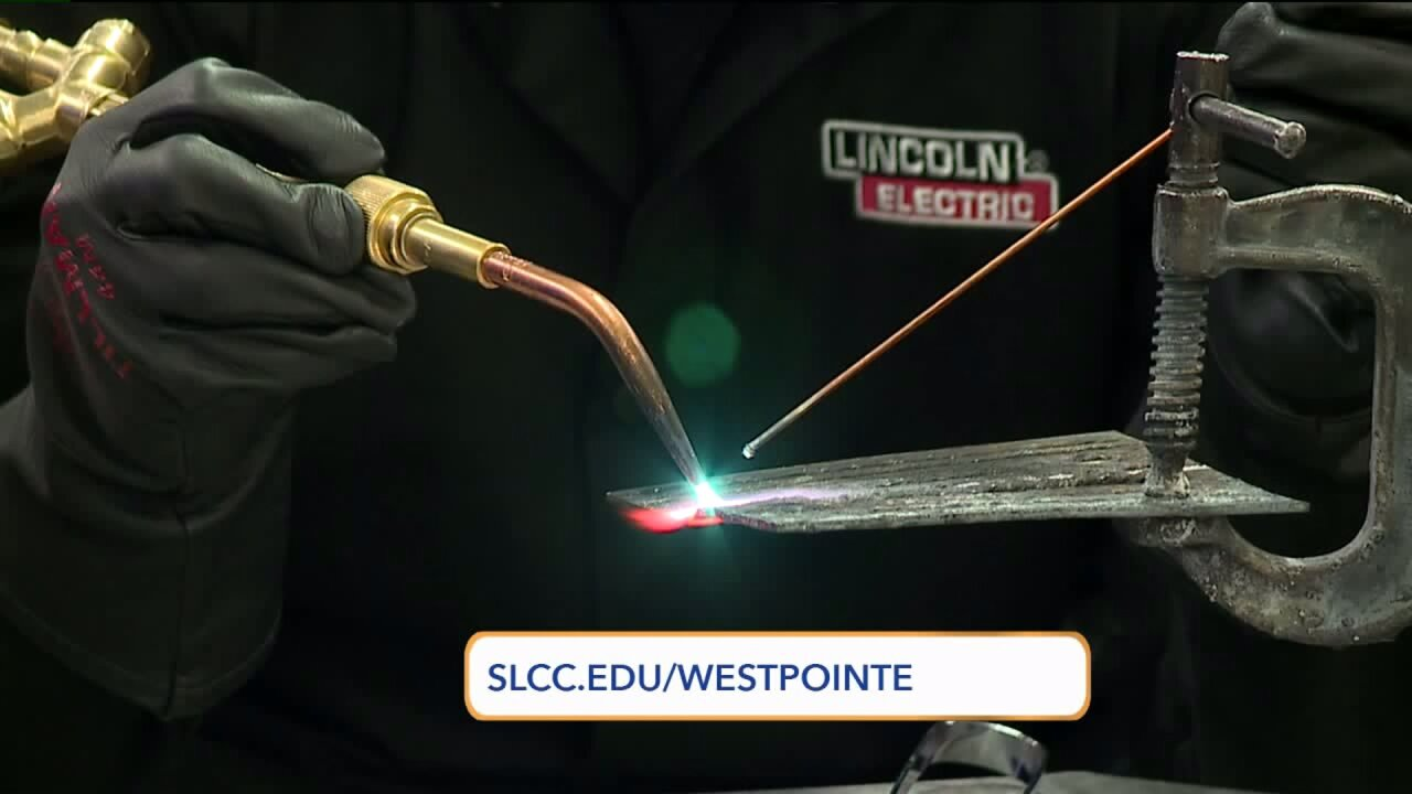 SLCC's new Westpointe Facility Certifies Students Fast for In-Demand Jobs