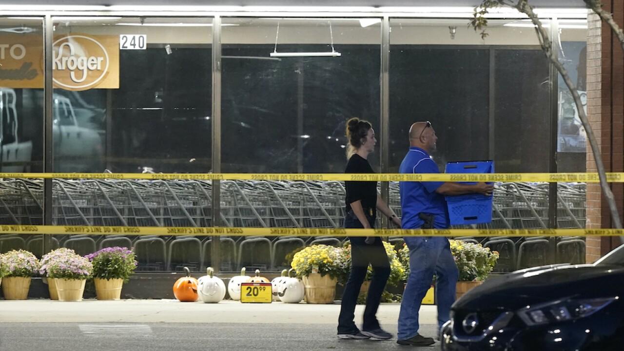 Kroger grocery store shooting