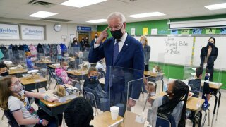 Joe Biden, Jill Biden, school