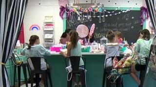 School Patrol: Sugar Drop Baking Camp