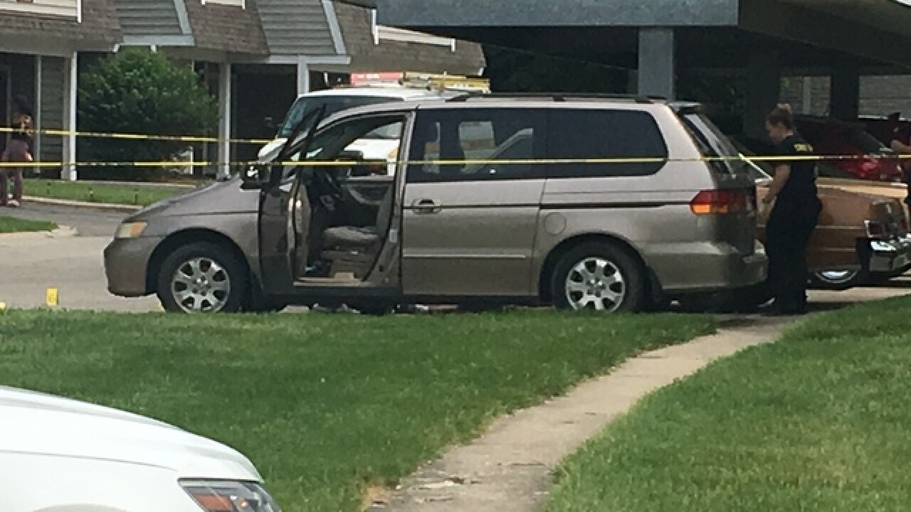Two shot, one dead on Indy's northeast side
