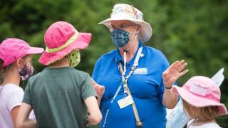 Cleveland Metroparks Zoo masks