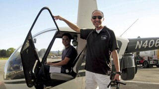 Kobe Bryant-Helicopter Pilot
