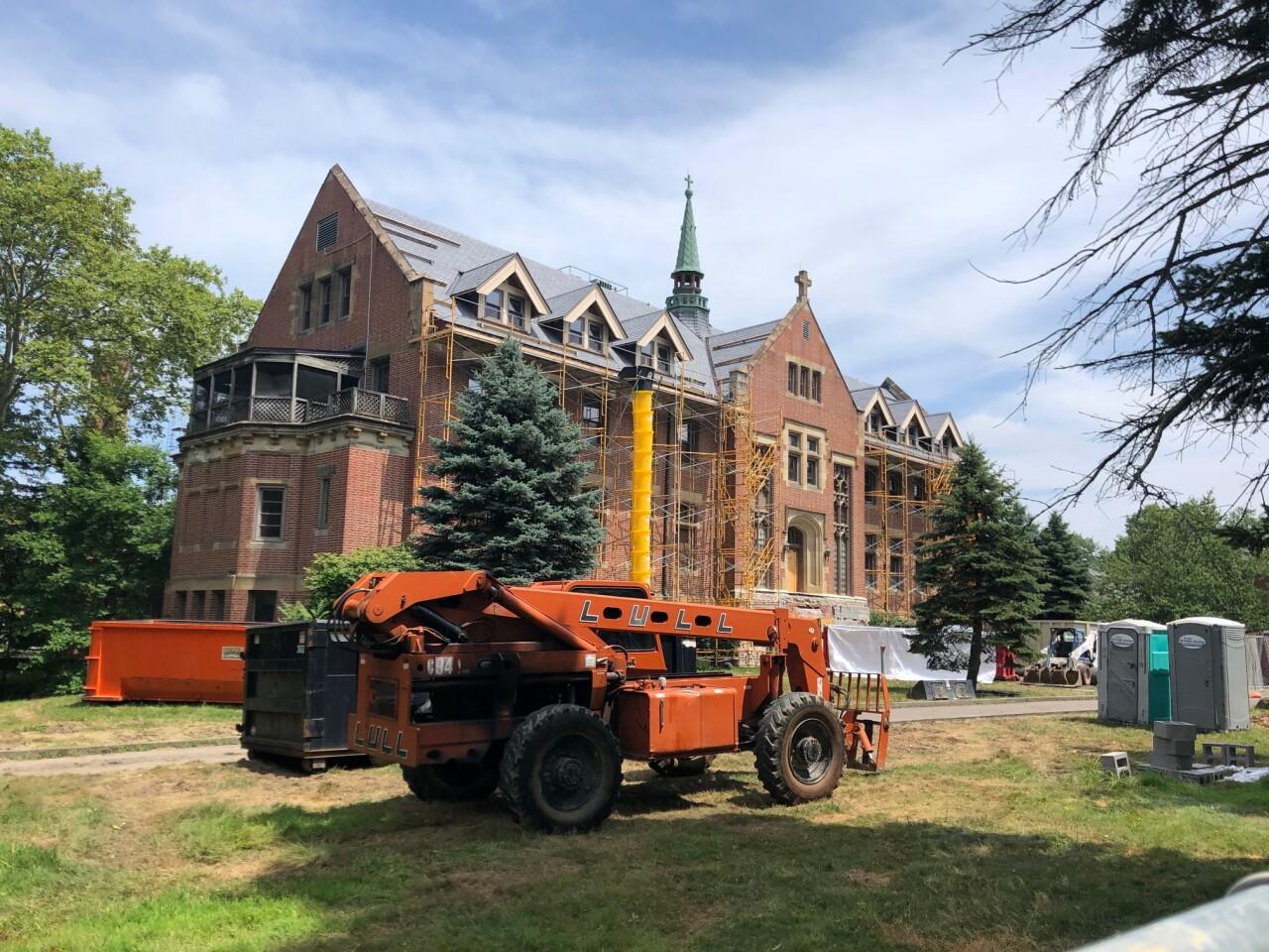 St. Joseph Academy undergoes renovations