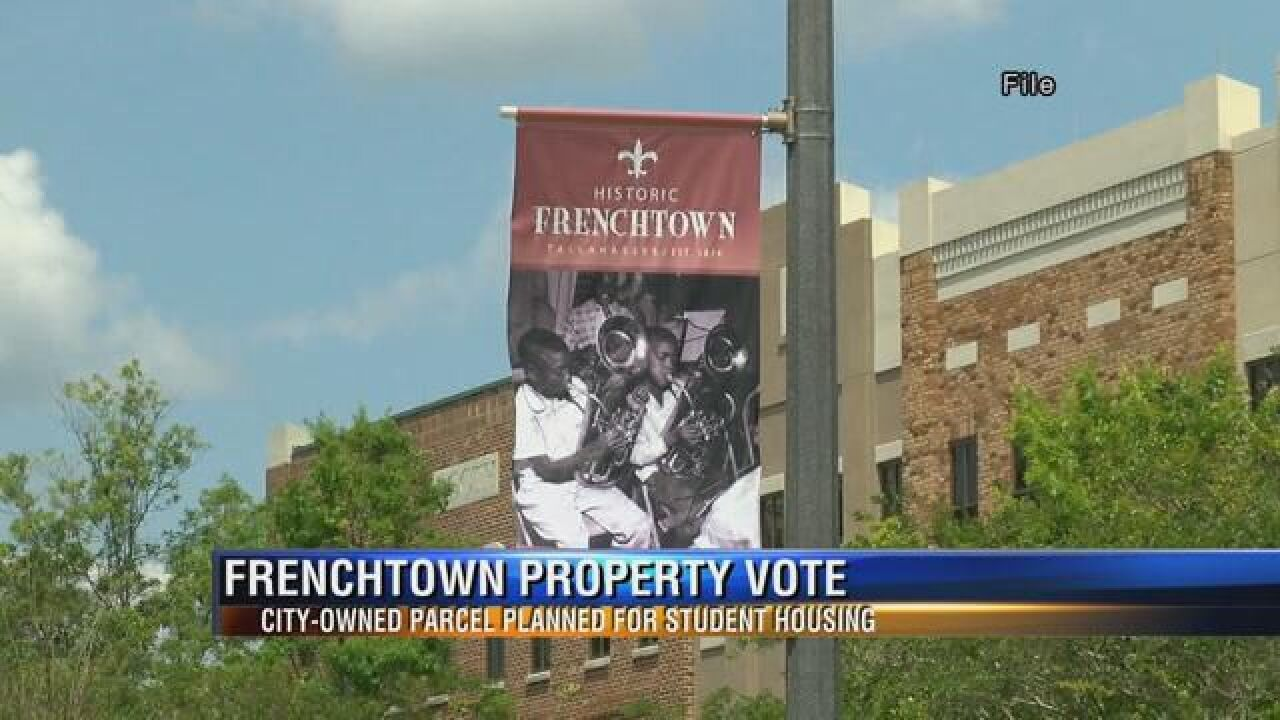 Residents Fill City Hall to Oppose Frenchtown Property Sale