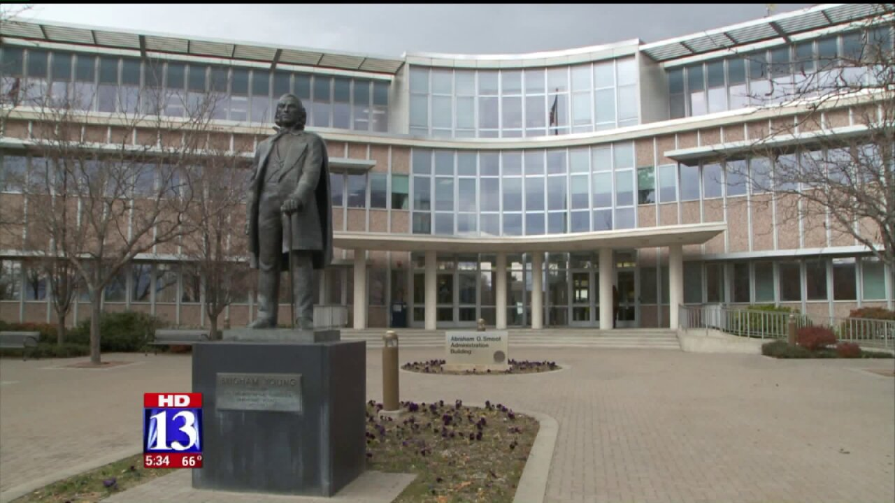 Survey reveals some BYU students are not reporting sexual assaults due to fear of honor codeviolations