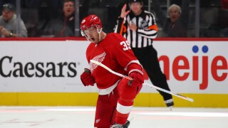 Anthony_Mantha_Dallas Stars v Detroit Red Wings