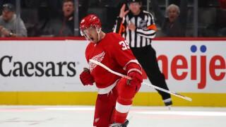 Anthony_Mantha_Dallas Stars v Detroit Red Wings