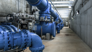 Tampa Bay Water pipe