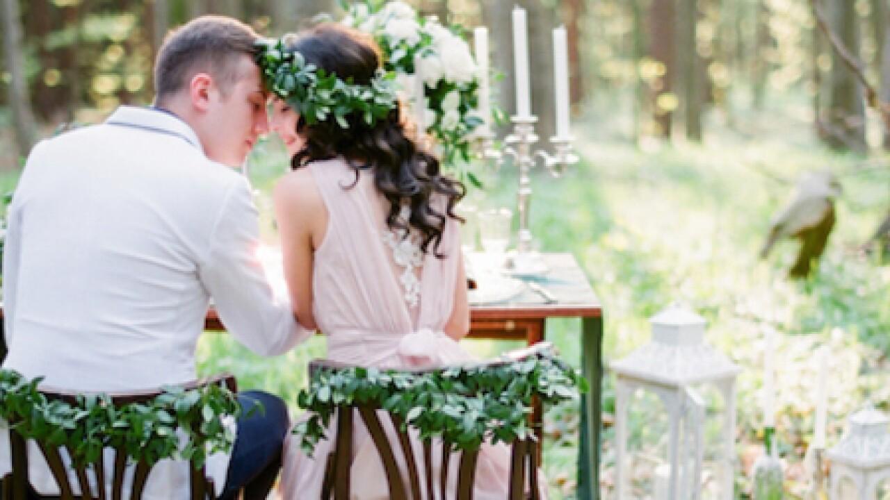 Couple admits to crashing wedding; bride finds stunt funny