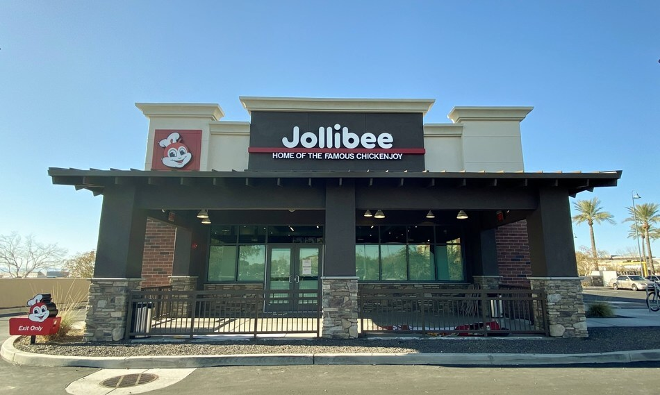 Jollibee Chandler restaurant location