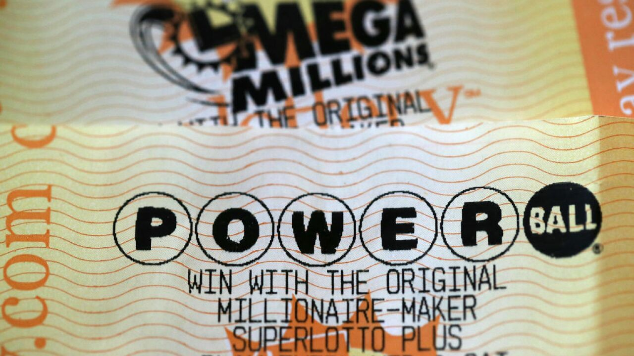 Powerball jackpot grows to $550 million