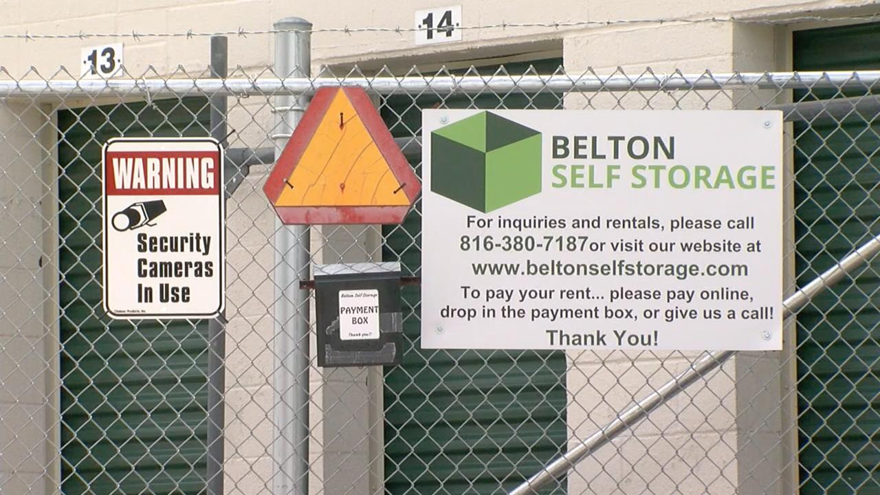 belton storage fbi shooting