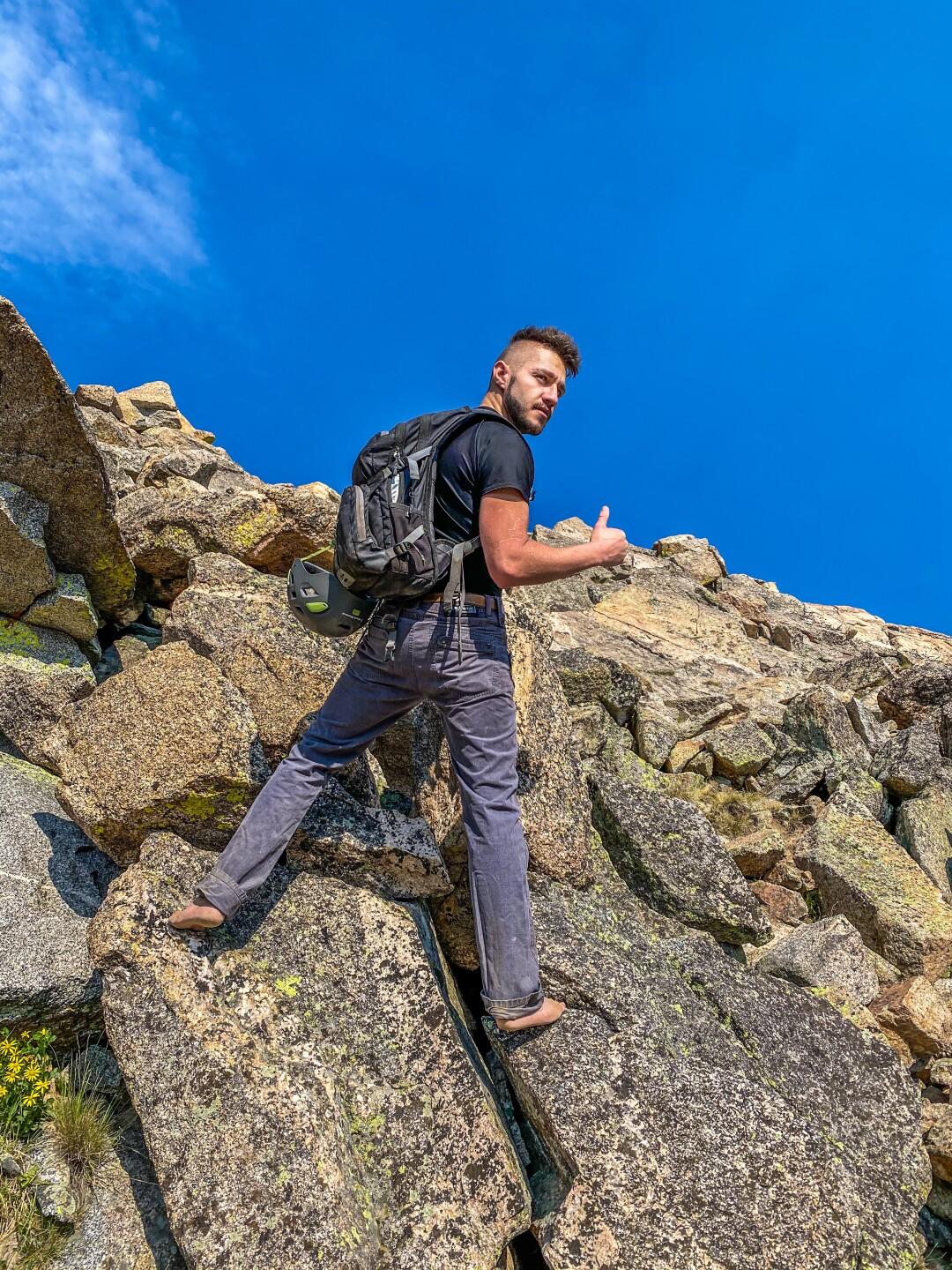 Jonathan Mather_barefoot 14er 3