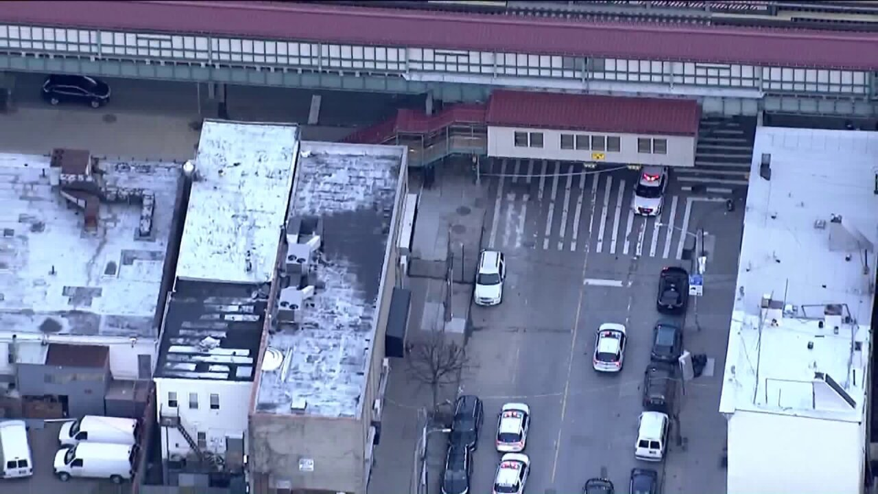 Possible police-involved shooting in the Bronx