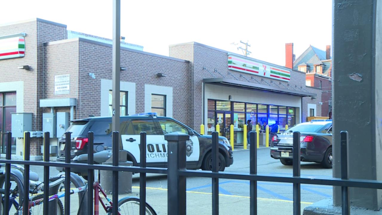 Woman wearing hoodie, pajama pants wanted for robbing 7-Eleven nearVCU