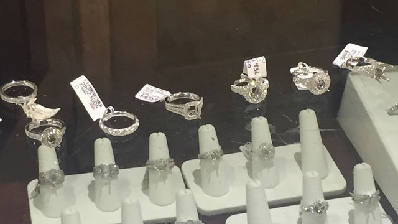 Global diamond industry in rough shape