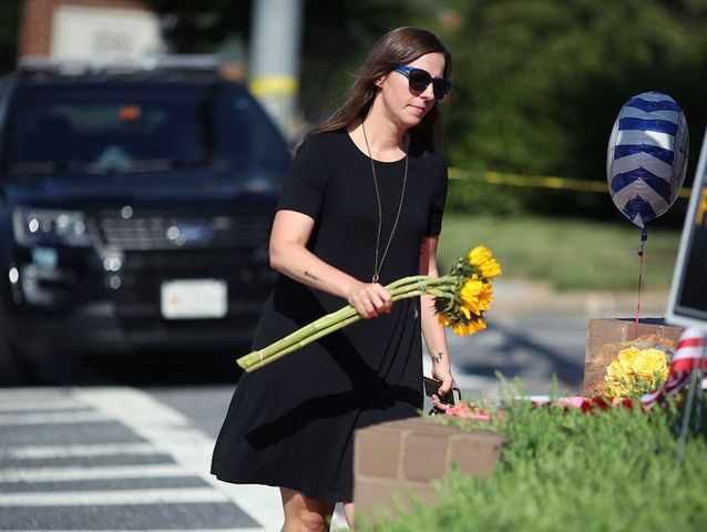Photos: Nation remembers slain journalists of The Capital Gazette
