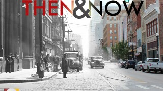 Then & Now: The rise, fall and rebirth of Over-the-Rhine
