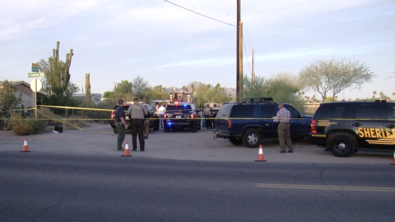 MCSO deputies shoot, kill man with rifle in Mesa