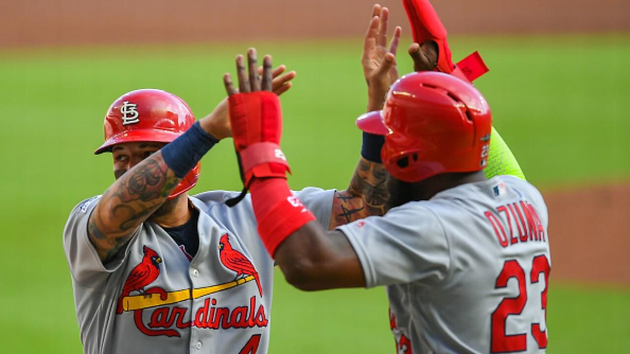 MLB postpones Detroit vs. St. Louis series after 13 Cardinals test positive for COVID-19