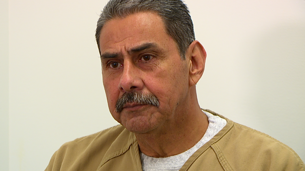 Jesus Centeno-Paredes was arrested at the border then held for nearly three days in a potentially dangerous medical state, according to court documents.