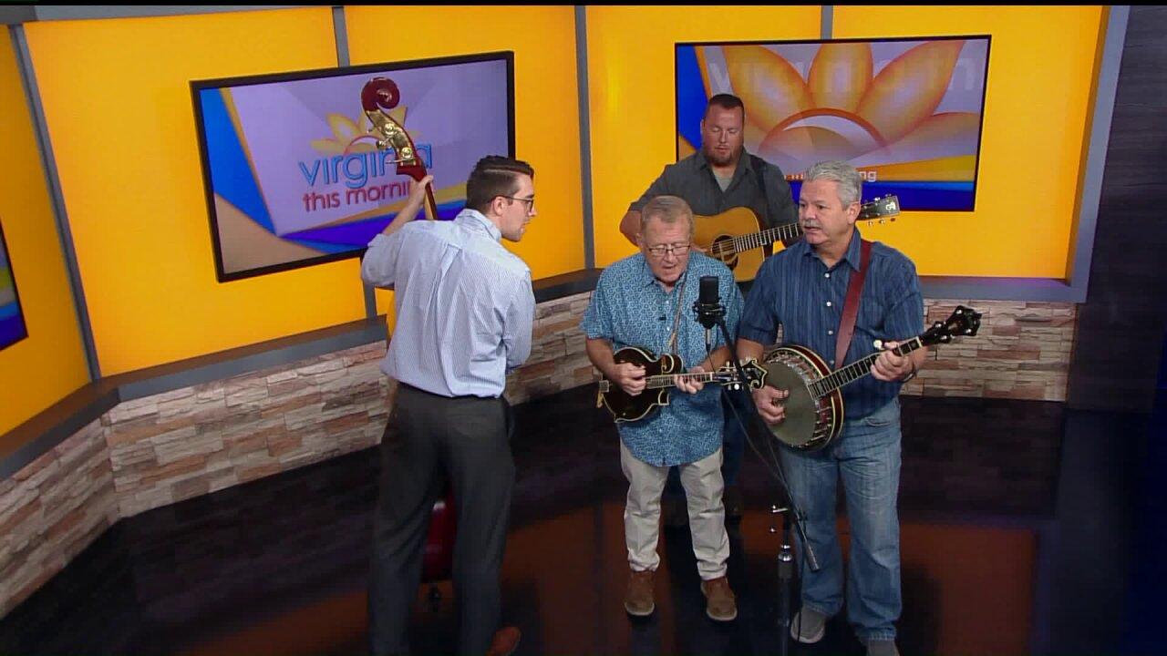 Friday Morning Bluegrass