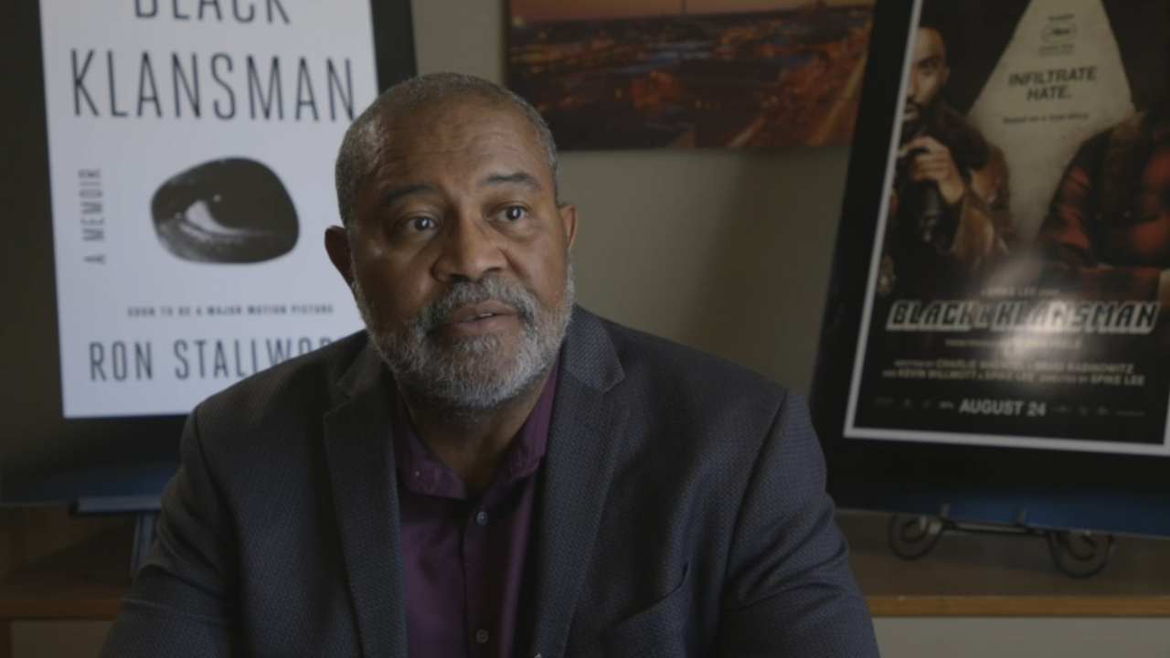 Former cop portrayed in BlacKkKlansman opens up about racism today