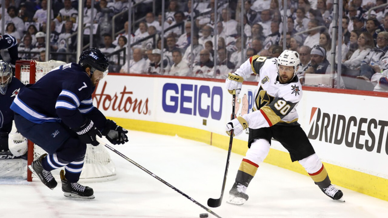 Golden Knights put Tomas Tatar in Game 4 lineup of Stanley Cup Final