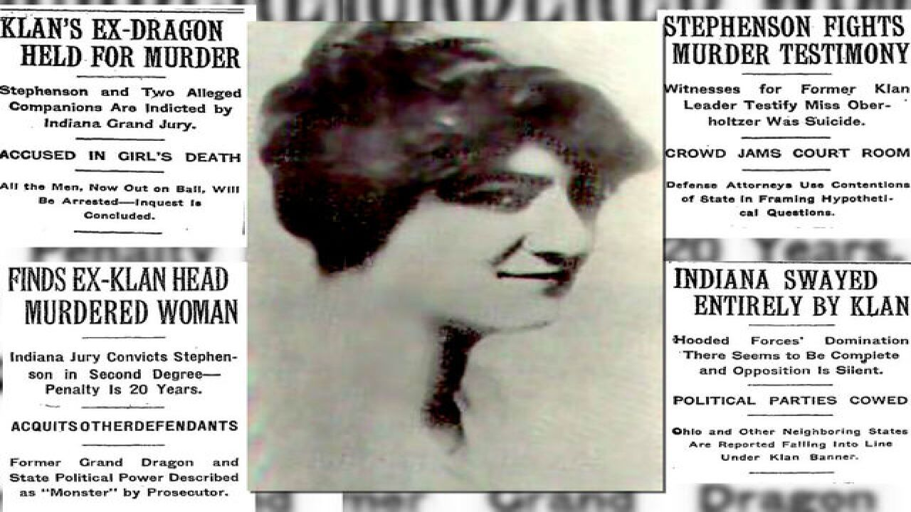 The Dragon & the Lady: The murder that brought down the Ku Klux Klan