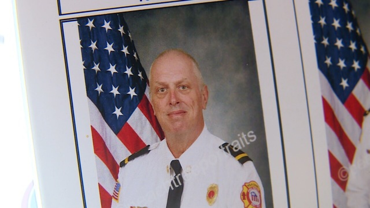 "Polk City firefighter James ""J.J.""Jablonsky dies"