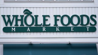 Amazon Cashier-less Whole Foods