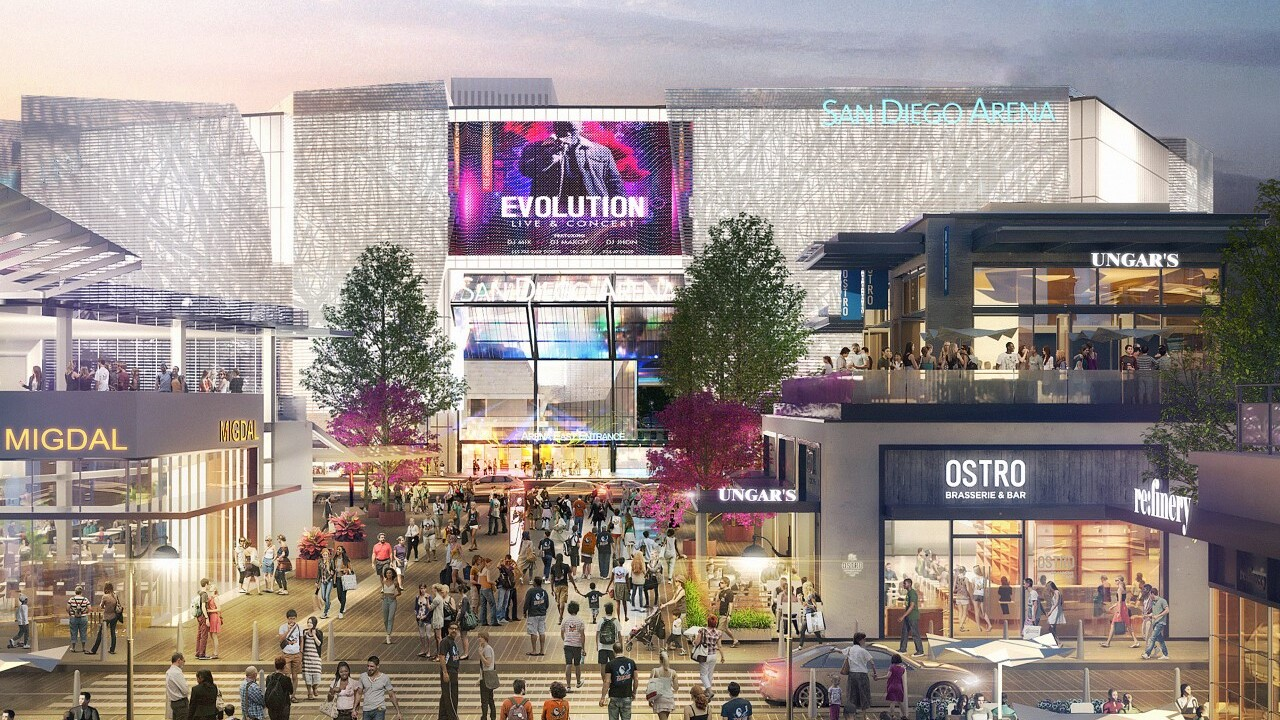 City announces plans to redevelop Sports Arena site