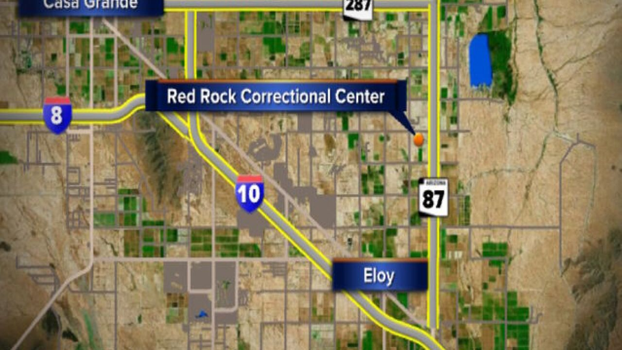 Four hospitalized after 'racially motivated' fight at Red Rock Correctional Center