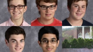 5 Walnut Hills High School students score perfect 36 on ACT