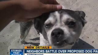 Coronado considering dog park next to childcare