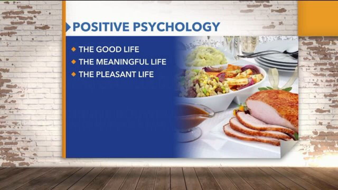 How to use positive psychology in your life