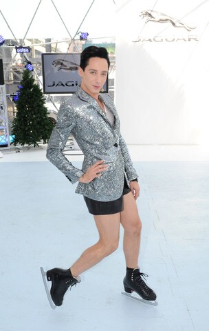 GALLERY: Johnny Weir's Wild, Fabulous Outfits