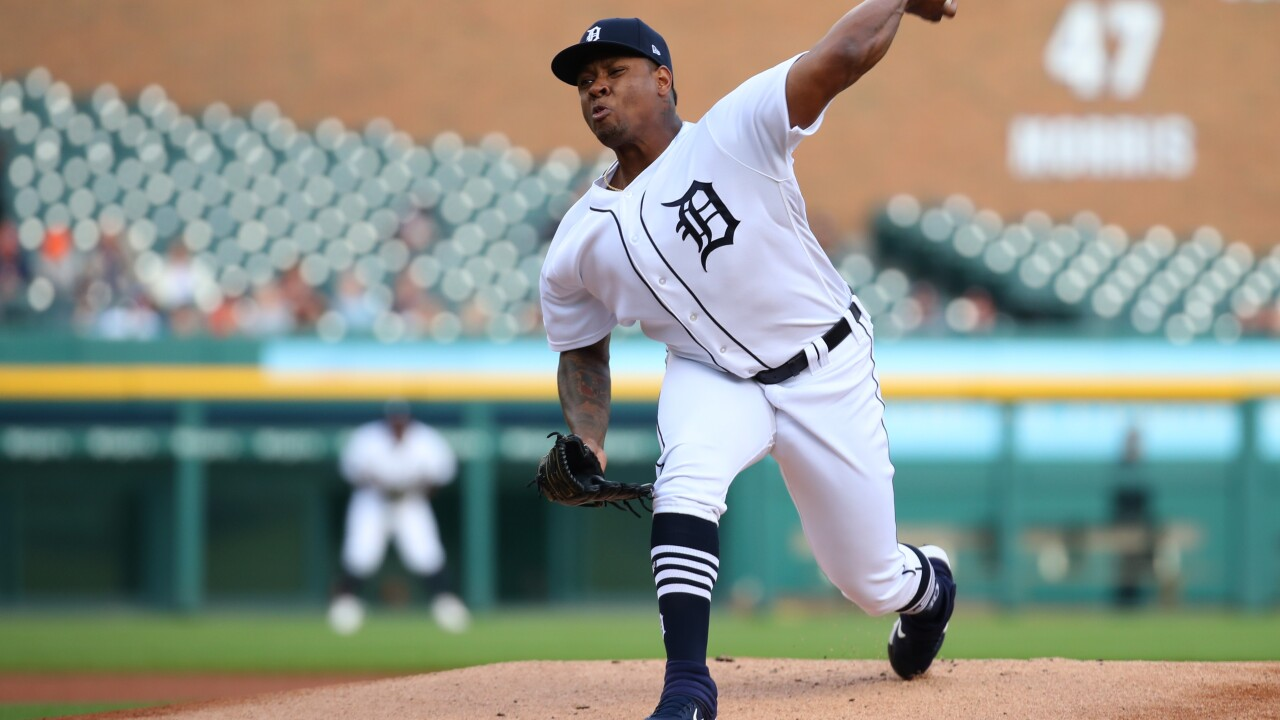 Tigers recall Gregory Soto from Triple-A to start vs. Nationals
